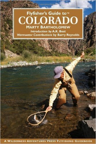 Anglers Book Supply Flyfisher's Guide to Colorado - New Edition Softcover