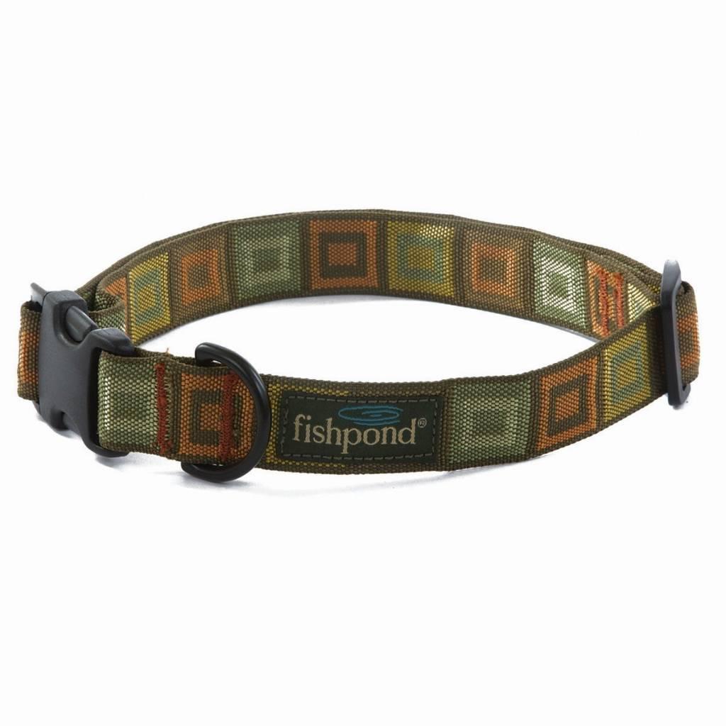 Fishpond Fishpond Bow Wow Dog Collar