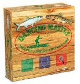 Anglers Book Supply Dancing Mayfly:  Fly Fishing Trivia Board Game