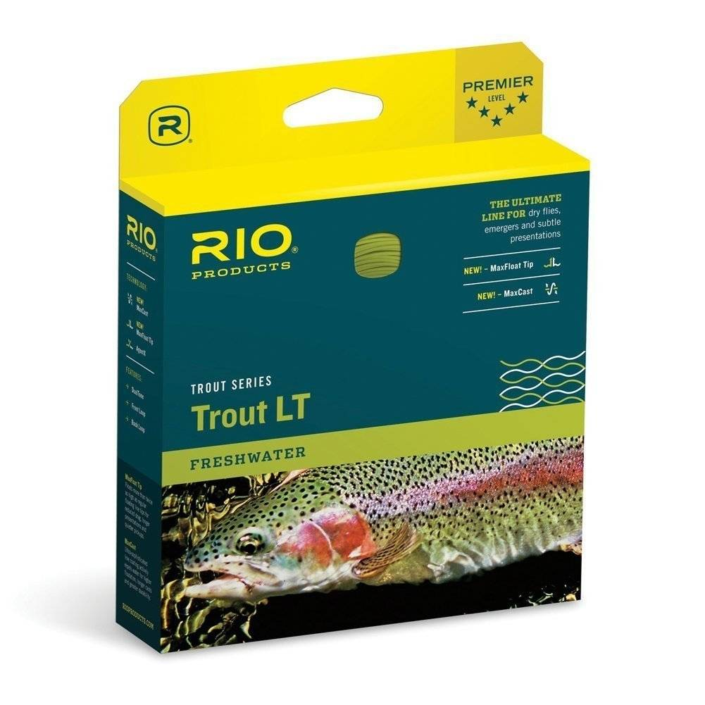 Rio Products Intl. Inc. Rio Trout LT DT Fly Line