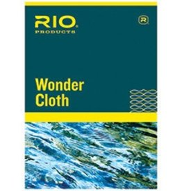 Rio Products Intl. Inc. Rio Wonder Cloth Fly Line Cleaner