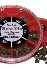 Anglers Accessories Boss Tin Stix-N-Stonze 6-Way