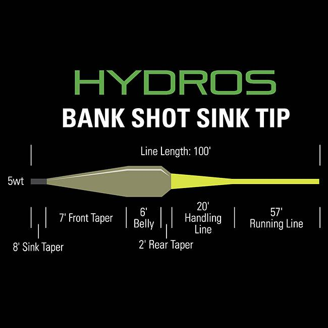 Orvis Orvis Hydros Bank Shot Sink Tip