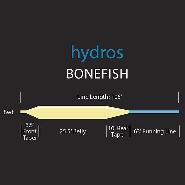Orvis Orvis Hydros Bonefish Fly Line