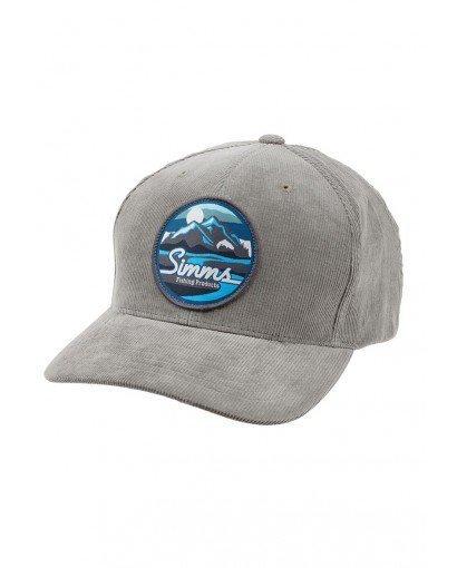 Simms Fishing Products Simms Corduroy Classic Baseball Cap
