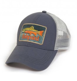 Fishpond Fishpond Brookie Trucker Hat Dusk