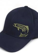 Fishpond Fishpond Early Rise Flexfit Hat-Navy
