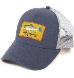 Fishpond Fishpond Rainbow Trout Trucker Hat- Dusk