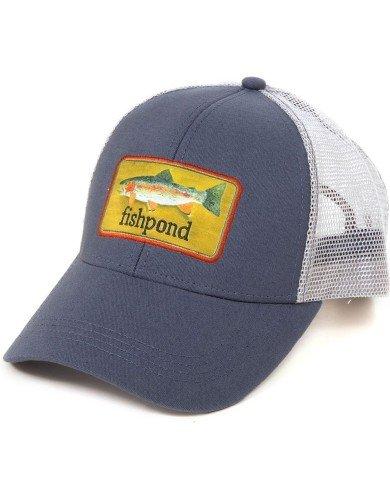 Fishpond Fishpond Rainbow Trout Trucker Cap- Dusk