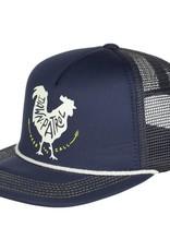 Howler Brothers Howler Bros Dawn Patrol Snapback Hat Navy