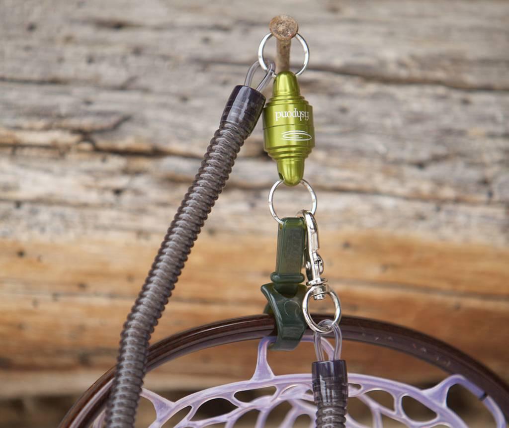 Fishpond Fishpond Confluence Net Release - Lichen