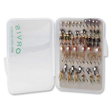 Orvis Orvis Super Slim Shirt Pocket Fly Box - 7 Row Slit Foam