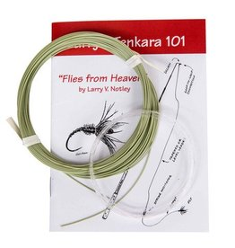 Temple Fork Outfitters TFO Soft Hackle Tenkara Kit (rod not included)