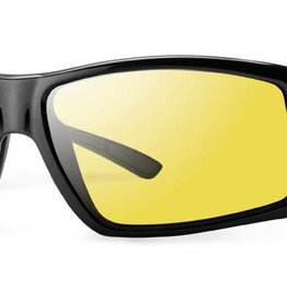 Smith Sport Optics Smith Challis Sunglasses - Black Frame w/ Polarized Low Light Ignitor Lens