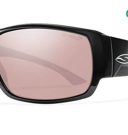 Smith Sport Optics Smith Dockside Sunglasses - Black Frame w/ ChromaPop Polarchromic Ignitor Lens