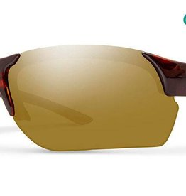 Smith Sport Optics Smith Envoy Max Sunglasses - Tortoise Frame w/ ChromaPop Polarized Bronze Mirror Lens
