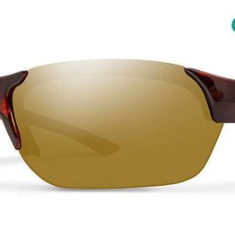 Smith Sport Optics Smith Envoy Sunglasses - Tortoise Frame w/ ChromaPop Polarized Bronze Mirror Lens