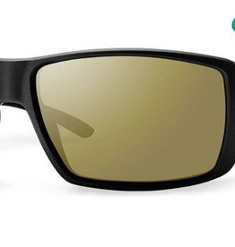 Smith Sport Optics Smith Guides Choice Sunglasses - Matte Black Frame w/ ChromaPop Polarized Bronze Lens