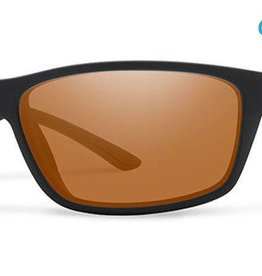 Smith Sport Optics Smith Redmond Matte Black Frame ChromaPop Polarized Copper Lens
