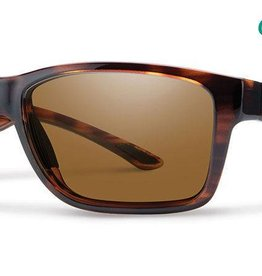 Smith Sport Optics Smith Wolcott Sunglasses - Tortoise Frame w/ ChromaPop Polarized Brown Lens