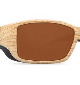 Costa Del Mar Costa Blackfin Sunglasses - Ashwood Frames & Copper 580G