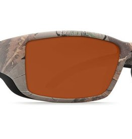Costa Del Mar Costa Blackfin Sunglasses - Realtree Xtra Camo Frame & Copper 580G Lens