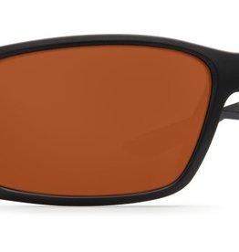 Costa Del Mar Costa Reefton Sunglasses - Blackout Frame & Copper 580P Lens