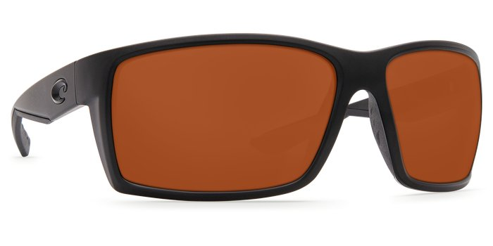 Costa Del Mar Costa Reefton Sunglasses - Blackout Frame & Copper 580P Lens
