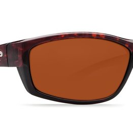 Costa Del Mar Costa Saltbreak Sunglasses - Tortoise Frame & Copper 580G Lens