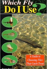 Anglers Book Supply Which Fly Do I Use? by Darren Banasch - Softcover
