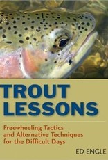 Anglers Book Supply Trout Lessons - Hardcover