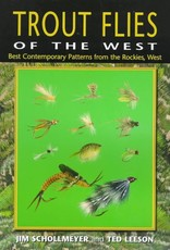 Anglers Book Supply Trout Flies of the West - Softcover