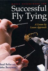 Anglers Book Supply Basic Techniques for Successful Fly Tying - Softcover
