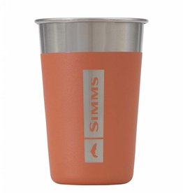 Simms Fishing Simms Headwaters Pint Glass Stainless 16oz