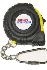 """Anglers Accessories Anglers Accessories Metal Measuring Tape 40"""""""