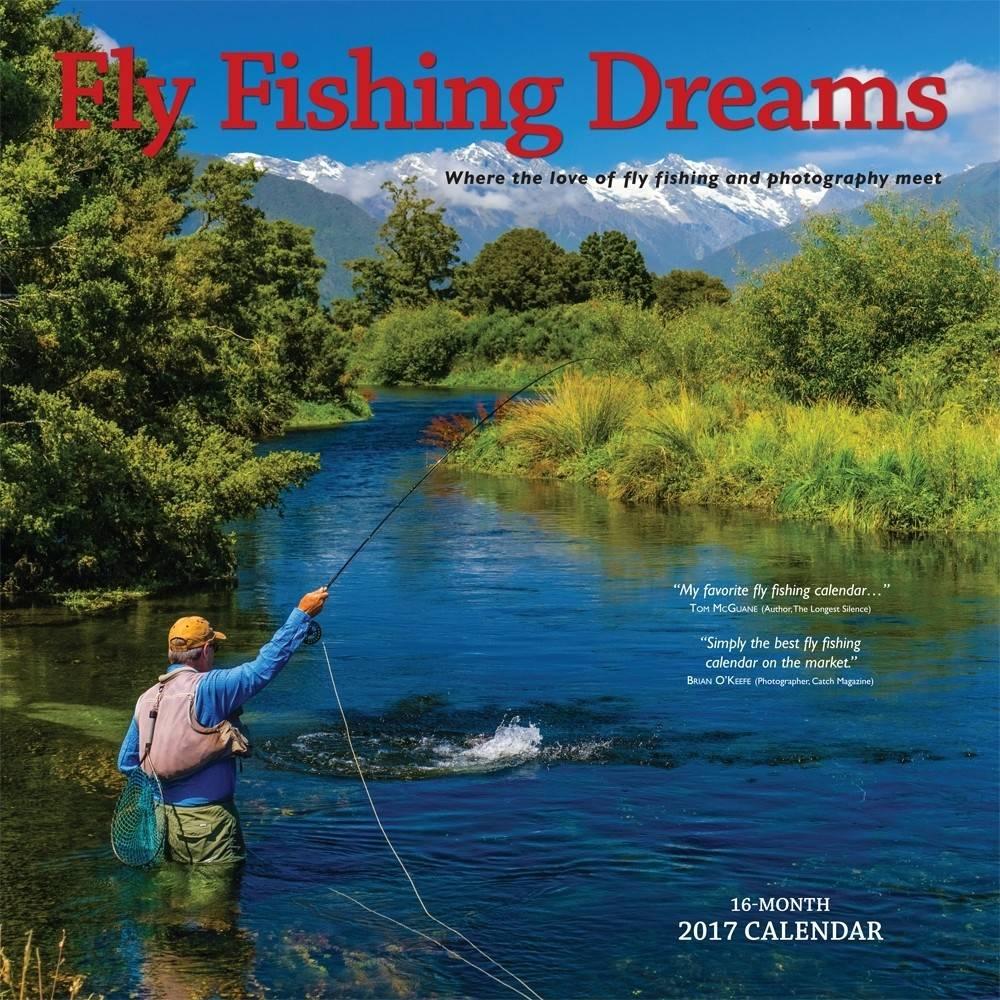 David Lambroughton 2017 Calendar - Fly Fishing Dreams