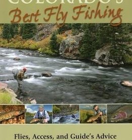 Anglers Book Supply Colorado's Best Fly Fishing - Softcover