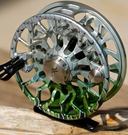 Abel Automatics Abel Custom SDS (Sealed Drag Salt) Reel - Bonefish with Bonefish Drag Knob 7/8 RH