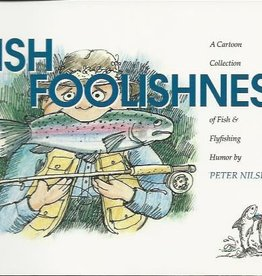 Anglers Book Supply Fish Foolishness: A Cartoon Collection of Fish and Fly Fishing Humor - Softcover