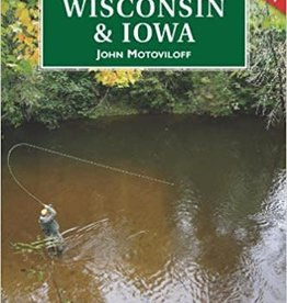 Anglers Book Supply Flyfisher's Guide to Wisconsin & Iowa - New Edition Softcover