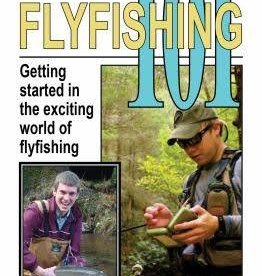 Anglers Book Supply Flyfishing 101 - Softcover
