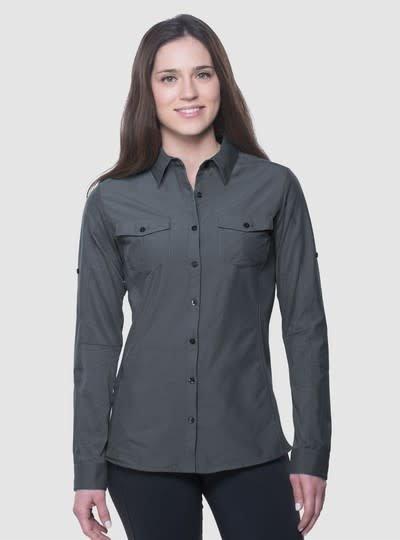 Kuhl Clothing Kuhl Womens Glydr L/S Shirt