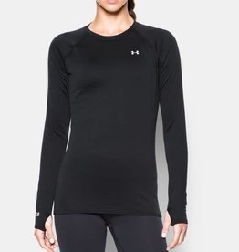 Under Armour Under Armour Womens Base 1.0 Crew  LS Shirt