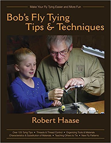 Anglers Book Supply Bob's Fly Tying Tips & Techniques