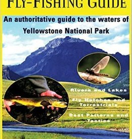 Anglers Book Supply Yellowstone Fly Fishing Guide - Softcover