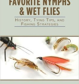 Skyhorse Publishing 101 Favorite Nymphs and Wet Flies by David Klausmeyer - Softcover