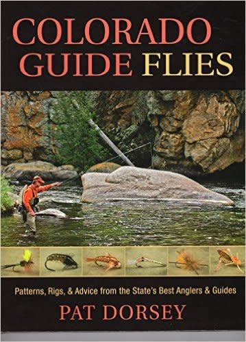 Anglers Book Supply Colorado Guide Flies - Hardcover