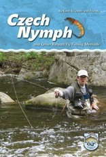 Anglers Book Supply Czech Nymphing and Other Related Fly Fishing Methods - Hardcover