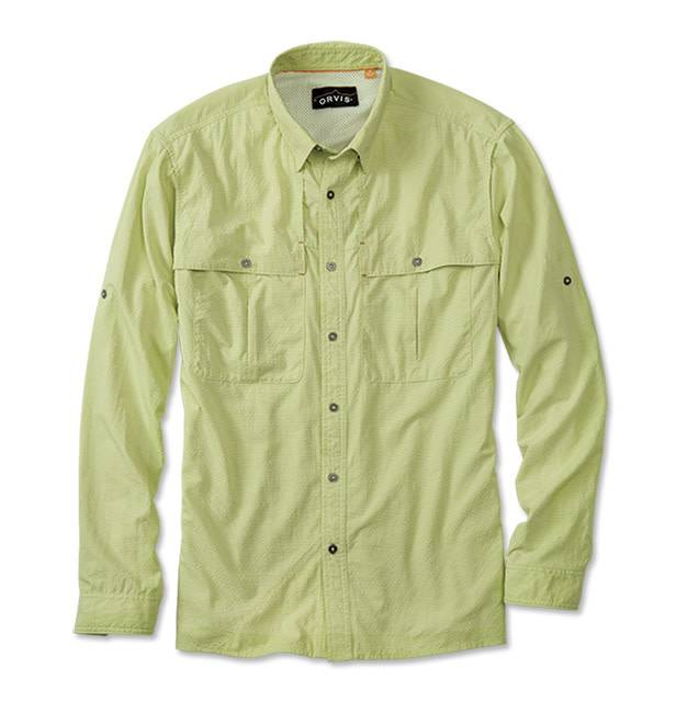 Orvis Orvis Open Air Casting Shirt LS
