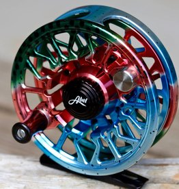 Abel Automatics Abel Custom SD (Sealed Drag) Reel - Rainbow Finish 4/5